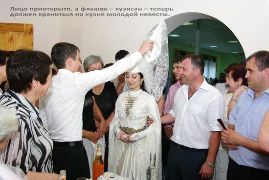 Покрывала для невесты